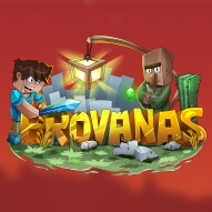 The logo for Provanas, a large turkish minecraft network averaging at 300 online players